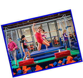 The Klub Gymnastics Voted Best Children S Gymnastics Program In